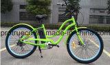 Fat pneu vélo électrique pour la plage Crusier