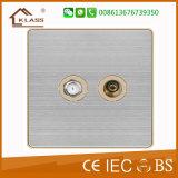 Interruttore materiale della parete del riscaldatore di acqua 32A dell'acciaio inossidabile