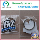 Comercio al por mayor nuevo logotipo de Cupcakes regalos promocionales PVC blando Llavero