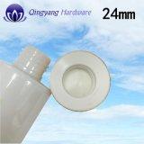 Botella de agua de plástico de 24 mm con tapas de aluminio-plástico 240ml