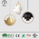 部屋の照明のための熱い販売新しいデザインアルミニウムペンダント灯