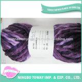 Chunky voluminosos Hilado de lana de oveja bebé tejer Lana Merino