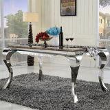 금속 스테인리스 탁자 우유 커피 테이블