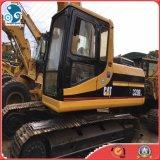 Les Etats-Unis ont utilisé l'excavatrice hydraulique du tracteur à chenilles 320b de chenille, excavatrice du chat 320b à vendre