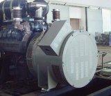 500Hz 75kw 20ポーランド人3000rpmのブラシレス同期発電機(交流発電機)