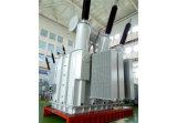 Transformador de potencia inmerso en aceite de la tracción ferroviaria de alto voltaje del alto voltaje