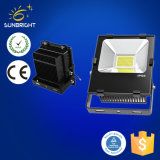Ce RoHS 50 Watt Projecteur LED rechargeable