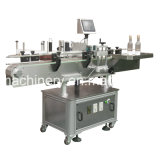 Fábrica de máquina de cristal plástica redonda de alta velocidad de etiquetado de Botttle