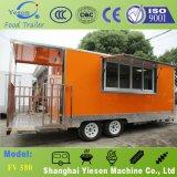 Fornitore della barra di spremuta della macchina dell'alimento del camion degli alimenti a rapida preparazione da vendere