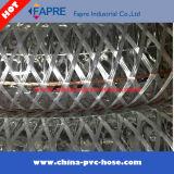 Plastique en PVC Anti-statique en acier Tuyau de décharge d'eau renforcée