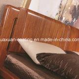 Rullo UV del laser della vernice di legno della mobilia di Huaxuan che vernicia cappotto superiore bianco lucido