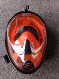 Scaphandre de prise d'air de surface de masque protecteur de souffle de plongée de natation plein pour Gopro
