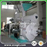 De Vervaardiging van China 1-1.5t. H de Horizontale Machine van de Korrel van de Schil van de Rijst van de Biomassa van de Matrijs van de Ring
