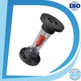 Conexão de flange de plástico como líquido de rotameter líquido Ar Água Rota Flow Meter