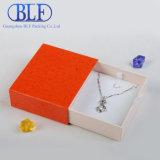 Коробка черного подарка бумаги картона упаковывая (BLF-PB046)