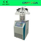 precio de fábrica de congelación de vacío de laboratorio de pelo/Home Lyophilizer con calefacción