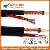 Коаксиальный кабель RG6 высокого качества CCTV/CATV
