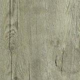 Meilleur carrelage courant régulier de vinyle de PVC de cliquetis des graines en bois des prix 4mm