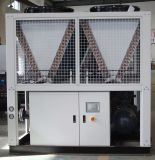 Tipo inundado refrigerador de consumición de la refrigeración por aire de la recuperación de calor del estilo del tornillo