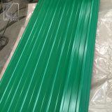 PPGI Prepainted оцинкованного листа крыши из гофрированного картона