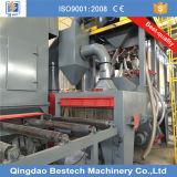 Q69 강철 플레이트 쏘인 닦는 기계