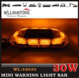 Vehichles Linear Lens를 위한 호박색 Emergency Mini Light Bar