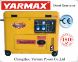 Yarmax портативный дизельный генератор молчания с маркировкой CE 6 ква 6.5kVA изготовителями оборудования лучшая цена
