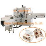 Pañuelo automática máquina de envasado de tejido