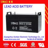 12V 100ah Sealed Lead Acid Battery pour Solar Lighting Systems