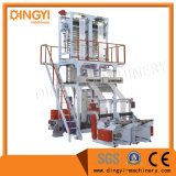 Single Screw Double Die Film Blowing Machine