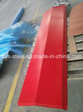 鋼板に屋根を付けるPPGI Ibrの波形の金属