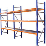 Médio direito de alta qualidade Hengtuo Storehouse Prateleira de armazenamento durável de paletes