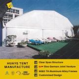 صنع وفقا لطلب الزّبون يصمّم ألومنيوم ييصفّي خيمة مع فولاذ جدر ([هف] [20م])