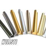 De Trede die van het aluminium de Zilveren Geanodiseerde Kleur besnuffelen van de Versiering van de Tegel