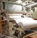 Rollo de papel sanitario de alta calidad de tejido facial que hace la máquina de papel higiénico papel