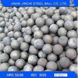 ボールミルの粉砕媒体および鋳造物の粉砕の球