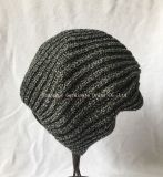 Горячий продавая шлем Beanie в сером цвете вереска (JTB243)