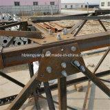 Tour quadrilatérale d'acier de cornière d'évaluation élevée de la Chine