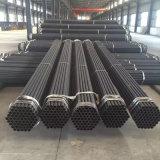 Tubo de acero de carbón del horario 40 de ASTM A53 ERW para el gaseoducto