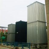 Жидкий кислород азот аргон CO2 газа СПГ с подогревом воздуха испаритель