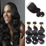 Популярные волосы бразильянина девственницы красотки 100% людские Unprocessed