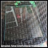 verre de flotteur d'espace libre de C-Bord de 4mm avec Polished