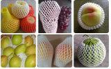 Heiße schützende Verpackungs-Stretchy Ineinander greifen-Hülsen-Netz des Verkaufs-2018 für Frucht