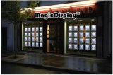 装飾的なLEDのWindowsのアクリルのライトボックス