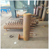 En-tête de vapeur de pièces de rechange pour la chaudière à haute pression