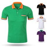 Camisas de polo ocasionales de los deportes del algodón de los nuevos hombres del verano (A299)