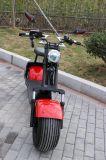 2017 motocicleta elétrica dobro nova do projeto 1500W Citycoco Pólo Harley