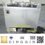 De Tank van de Totalisator van het roestvrij staal met Iso9001- Certificaat