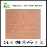 cenere di 3.2mm/9mm/12mm/18mm/quercia rossa/teck della Birmania/compensato impiallacciatura di Natual/della noce per mobilia e la decorazione