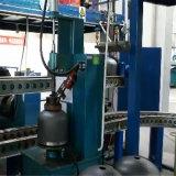 La válvula del cilindro soldadora